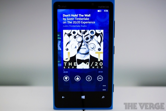 Pandora Windows Phone 8 EMBARGOED 8/21
