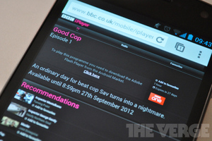 iPlayer Jelly Bean