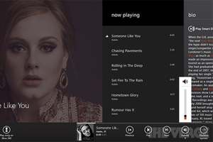 Xbox Music update