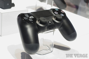 Gallery Photo: Sony DualShock 4 controller photos