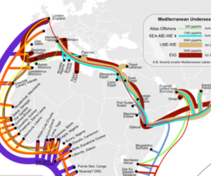 undersea internet cables