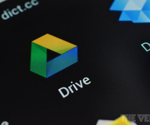 Google Drive logo