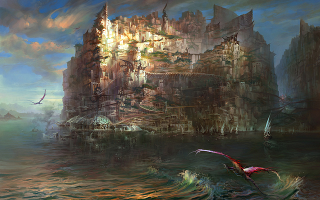 Tabletop inspired 'Torment: Tides of Numenera' breaks Kickstarter record for game funding