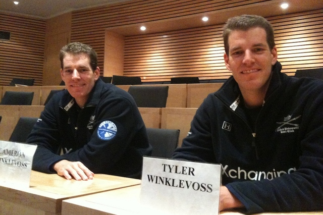 WInklevoss twins cellanr Flickr