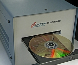 lab on a dvd