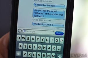 iMessage bug