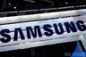 samsung logo stock