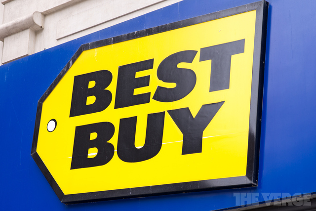 Best Buy Sells Off Final Remnants Of Failed Uk Business