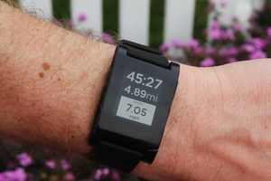 runkeeper pebble