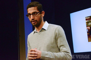 Sundar Pichai stock 
