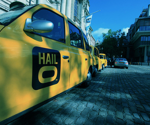 hailo cab