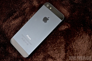 iphone 5 luxuriating stock 1020
