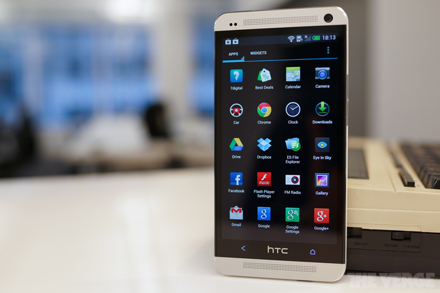HTC One 'Google Edition' With Stock Android Reportedly in the Works