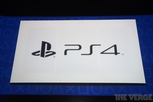 sony playstation 4 logo stock ps4