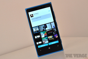 Twitter Windows Phone update