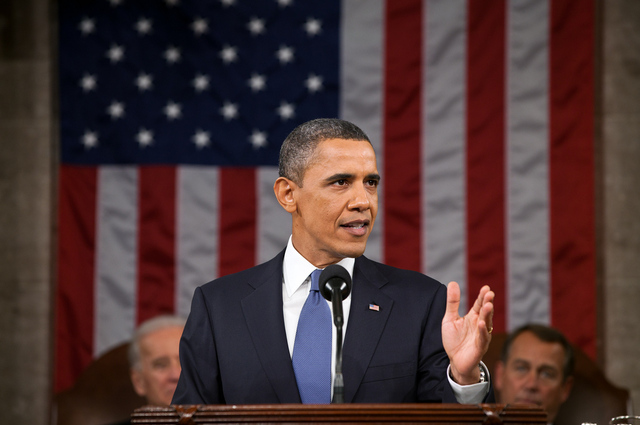 President Obama on NSA spying: Congress has known about it and approved for years