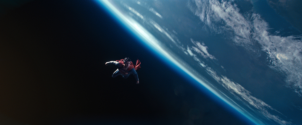 Man of Steel widescreen