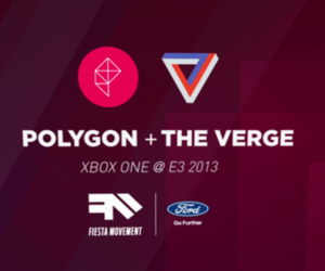 Polygon and The Verge Xbox One at E3