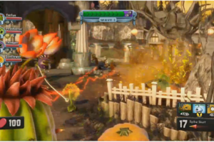 Gallery Photo: Plants Vs. Zombies: Garden Warfare E3 Gallery