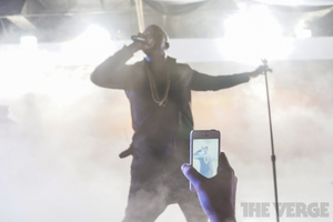 Kanye West iPhone