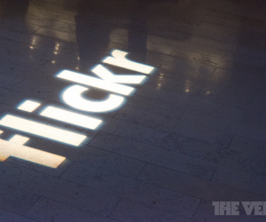 Flickr logo (STOCK)
