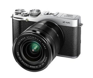 fujifilm x-m1 leak (digicaminfo)