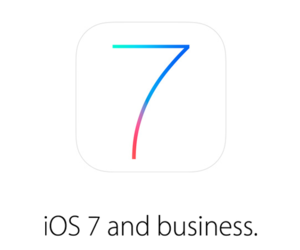 Apple iOS 7 Business
