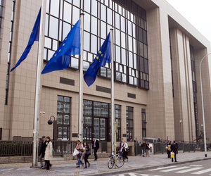 Justus Lipsius Building Council of the European Union Brussels