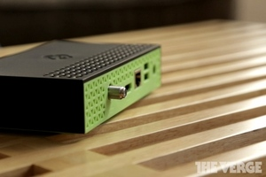 boxee box rear