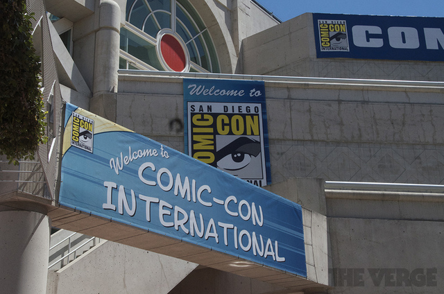 San Diego Comic-Con (STOCK)