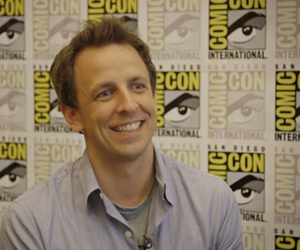 Comic-Con Seth Meyers
