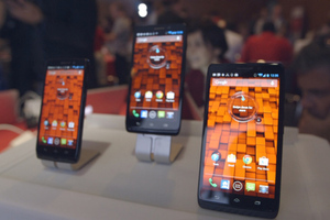 Droid mini, ultra, maxx hands-on still
