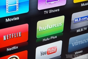 Apple TV Hulu Plus
