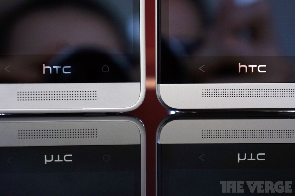 Gallery Photo: HTC One vs. HTC One mini