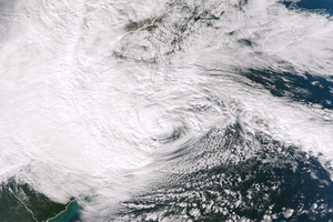 Hurricane Sandy (NOAA)