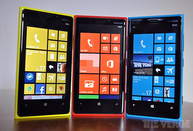 Lumia'lara Twitter yasağı işlemiyor