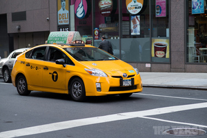 New York City Taxi TLC (STOCK)