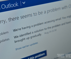Outlook.com outage
