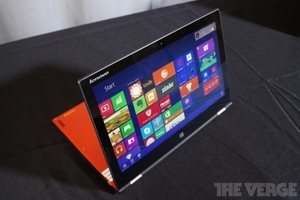 Gallery Photo: Yoga 2 Pro and ThinkPad Yoga hands-on