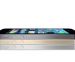 iPhone 5s press