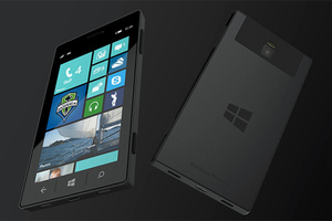Surface Phone concept (DeviantART)