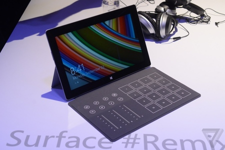 Surface Remix Project