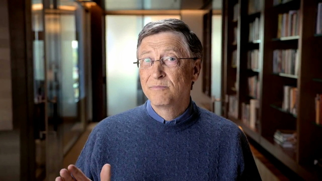 Bill Gates admits Control-Alt-Delete was a mistake, blames IBM