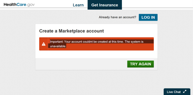 healthcare dot gov error 640