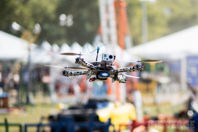 Aeroquad Drone (STOCK)