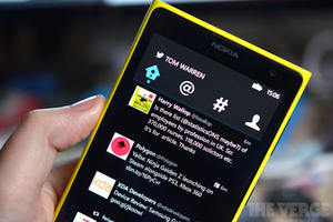 Twitter Windows Phone