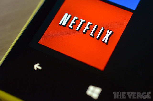 Netflix Windows Phone