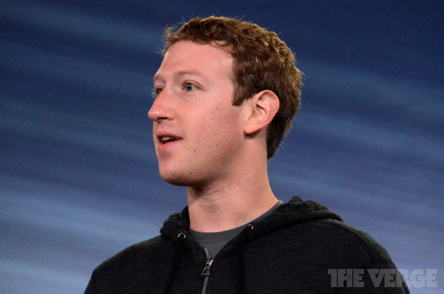 Mark Zuckerberg Facebook Stock 2040