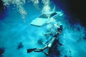 Lotus Submarine Car