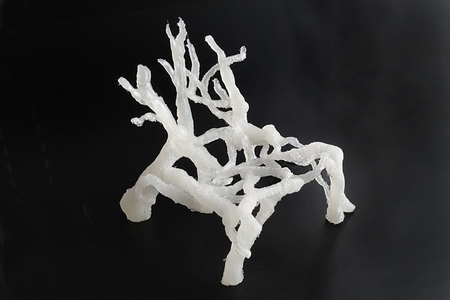 Gallery Photo: Mycelium Chair
